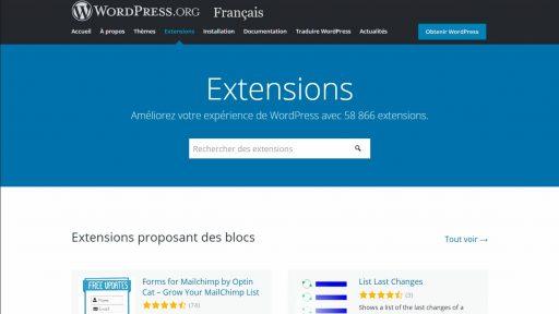 Comment bien gérer les extensions WordPress ?
